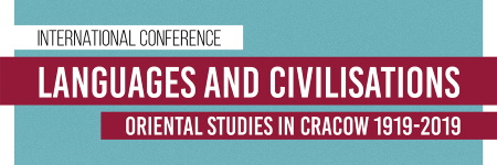 Languages and Civilisations. Oriental Studies in Cracow 1919‒2019