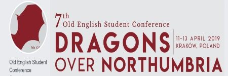 7th Old English Student Conference: Dragons over Northumbria